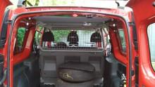 Renault Kangoo Maxi Autohimmelbett hochgeschwenkt