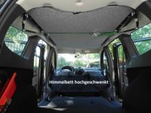 Dacia Lodgy, Autohimmelbett hochgeschwenkt