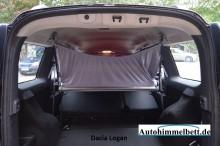 Dacia Logan kompletter Sichtschutz - Auto-Himmelbett.de