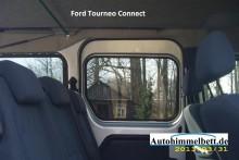 Ford Tourneo Connect Auto-Himmelbett Seiten-Tür Ansicht kein Platzverlust