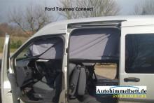 Ford Tourneo Connect Auto-Himmelbett aufgebaut Seitenansicht