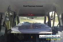 Ford Tourneo Connect Auto-Himmelbett heruntergeschwenkt Verdunkelung nicht eingehängt