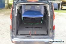 Ford Tourneo Connect Lang Neu Auto Himmelbett Die Platz sparende Lösung für bequemes schlafen im Auto
