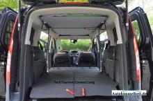 Ford Tourneo Connect Lang Neu Autohimmelbett Hochgeschwenkt