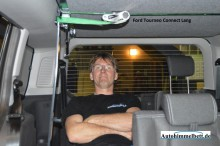 Ford Tourneo Connect Lang Neu Autohimmelbett Reserve Sitze Platz über Kopf