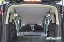 Ford Tourneo Connect Lang Neu Auto Himmelbett beim Herunterschwenken